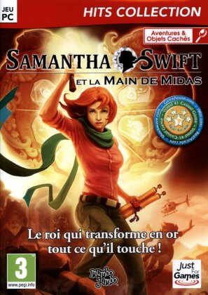 Samantha Swift et La Main de Midas