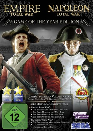 Empire Total War + Napoleon Total War GotY