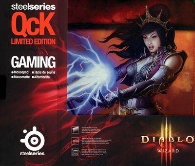 QcK Diablo III Wizard Edition