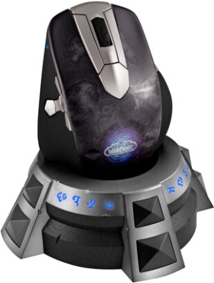 World of Warcraft Wireless Gaming Mouse MMO