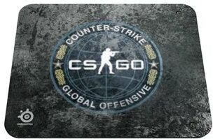 QcK CS:GO Logo Edition Gaming Mousepad