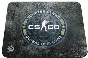 QcK CS:GO Logo Edition Gaming Mousepad