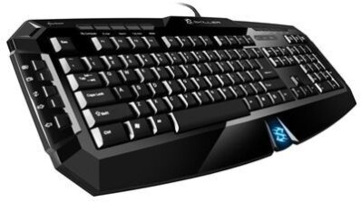 Skiller Gaming Keyboard [German-Layout]
