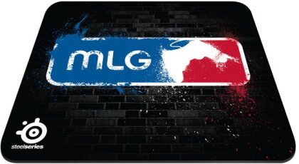 QcK + MLG Wall Edition Mousepad