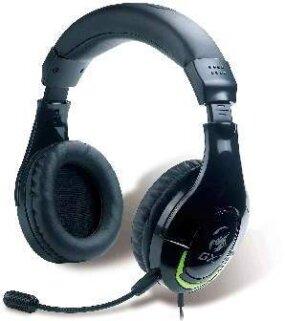 Mordax HS-G600 Gaming Headset - black