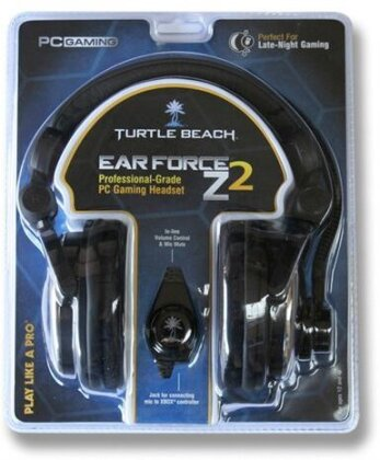 Ear Force Z2 - Stereo Gaming Headset