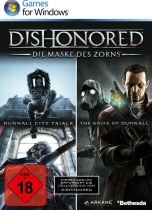Dishonored Add-Ons: Dunwall City Trials & The Knife Of Dunwall
