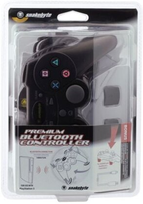 Premium Bluetooth Controller incl. 2 Trigger + Play & Charge Cable