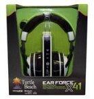 Turtle Beach Wireless Headset Ear Force X41 7.1 Dolby Digital Surround Pro Logic II