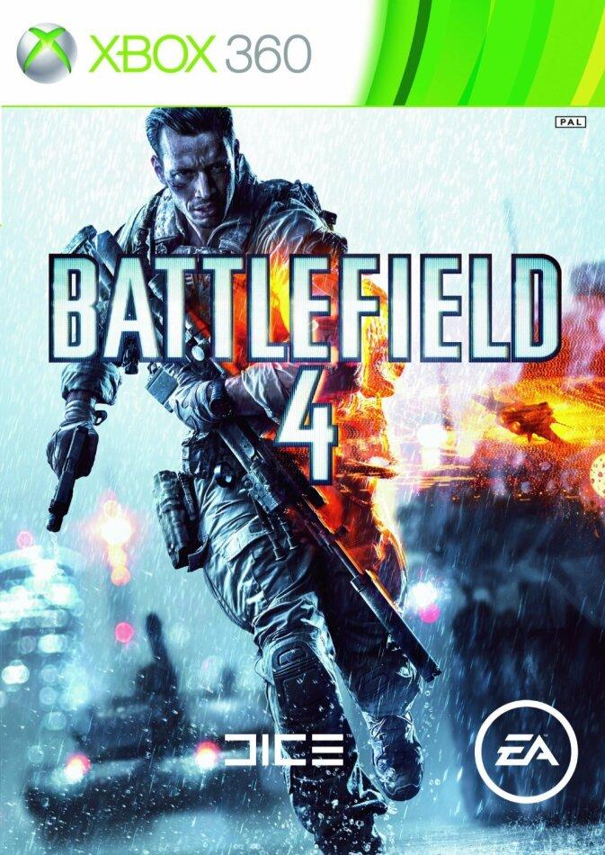 Battlefield 4 (Pre-Order Edition)