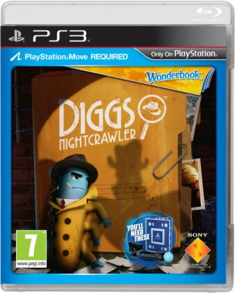 Diggs Nightcrawler (Wonderbook and Move only)