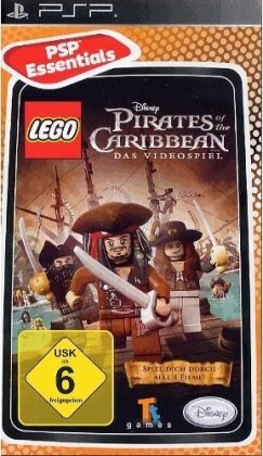 Essentials: LEGO Pirates of the Caribbean - Das Videospiel