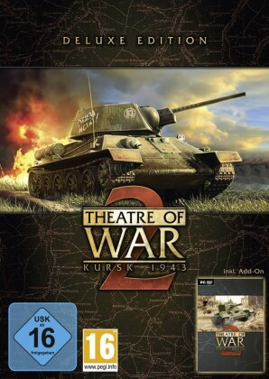 Theatre of War 2 Kursk (Deluxe Edition)