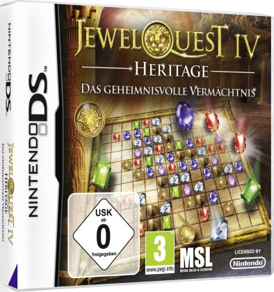 Jewel Quest IV - The Sleepless Star