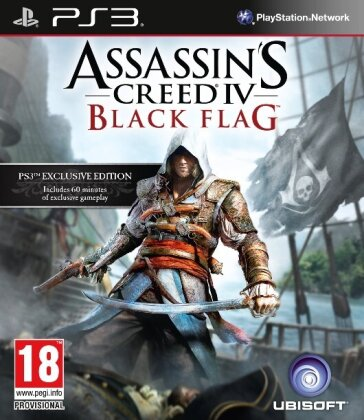 Assassin's Creed 4 - Black Flag (D1 Edition)