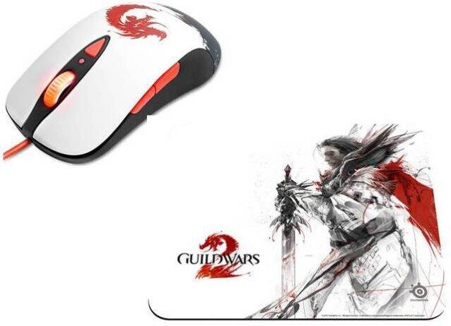 Guild Wars 2 Bundle Mouse & Mousepad