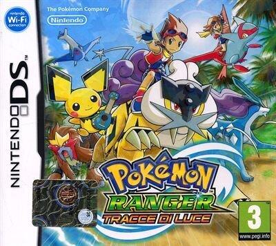 Pokémon Ranger: Tracce di luge