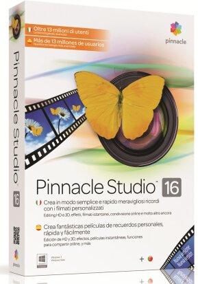 Pinnacle Studio 16.0