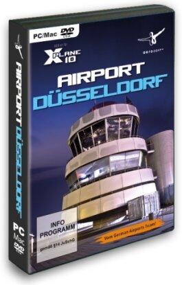Airport Düsseldorf für X-Plane 10 [Add-On]
