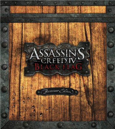 Assassin's Creed 4 - Black Flag (Buccaneer Edition)