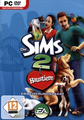 Die Sims 2 - Haustiere [Add-On]