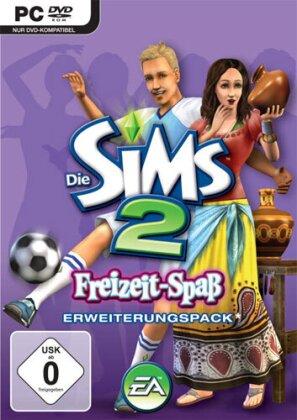 Die Sims 2 - Freizeit-Spass [Add-On]