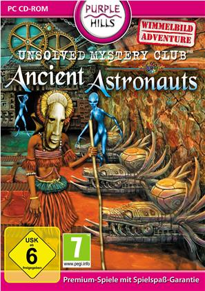 Unsolves Mystery Club - Ancient Astronauts