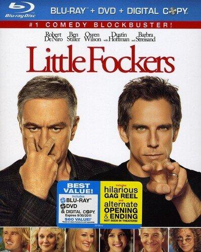 Little Fockers (2010) (Blu-ray + DVD)