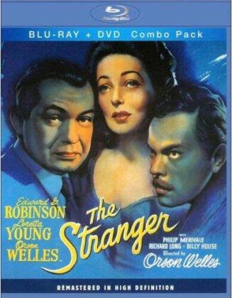 The Stranger (1946) (Versione Rimasterizzata, Blu-ray + DVD)