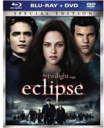 Twilight 3 - Eclipse (2010) (Blu-ray + DVD)