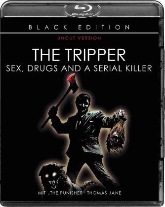 The Tripper (2006) (Black Edition, Uncut)
