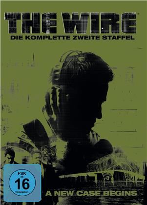 The Wire - Staffel 2 (5 DVDs)