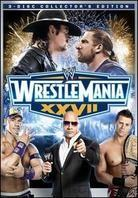 WWE: Wrestlemania 27 (Collector's Edition, 3 DVDs)