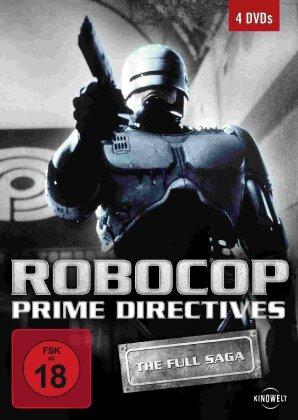 Robocop: Prime Directives - The Full Saga (4 DVDs)