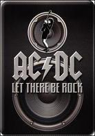 AC/DC - Let There Be Rock (Limited Collector's Edition, DVD + Buch)