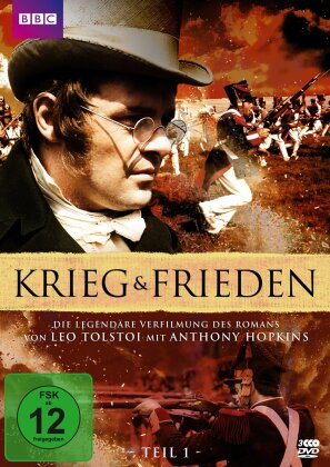 Krieg & Frieden - Teil 1 (1972) (3 DVDs)
