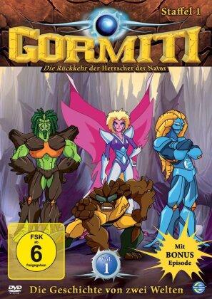 Gormiti - Staffel 1.1