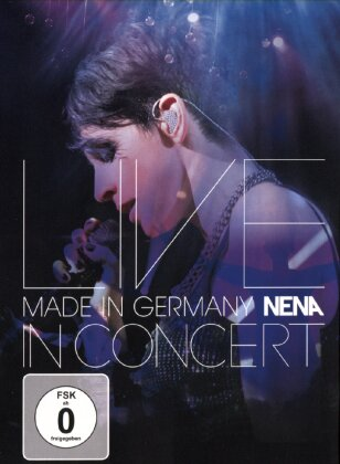 Nena - Made in Germany - Live in Concert (2 DVDs)