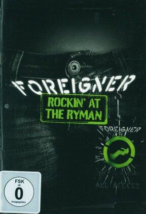 Foreigner - Rockin' at the Ryman