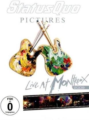 Status Quo - Live at Montreux 2009 - Pictures (Special Edition, 2 DVDs + CD)