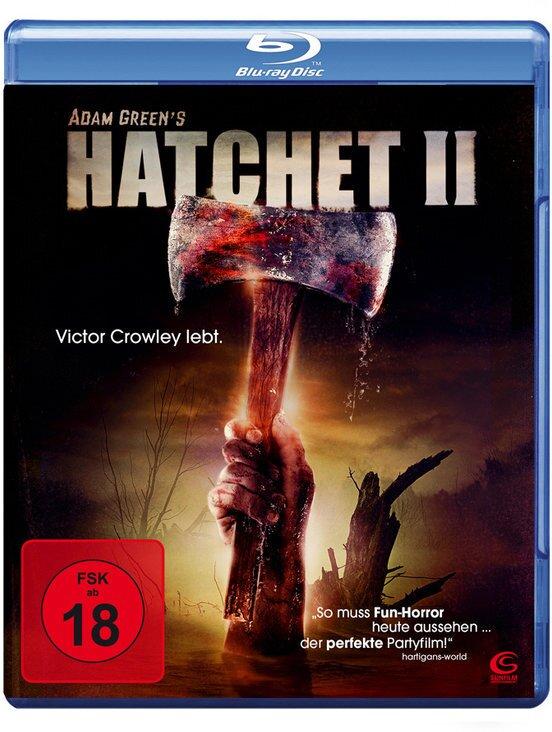 Hatchet 2 (2010)