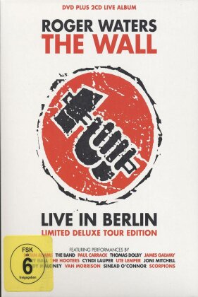 Roger Waters - The Wall: Live in Berlin (DVD + 2 CDs)