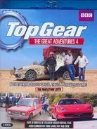 Top Gear - The great adventures 4 (2 Blu-rays)