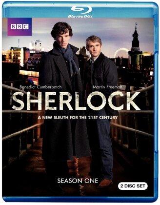 Sherlock - Season 1 (BBC, 2 Blu-rays)