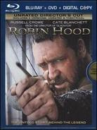 Robin Hood - (Special Edition with DVD Rated/Unrated 2 Discs) (2010)