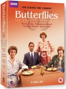 Butterflies - The complete collection (5 DVDs)