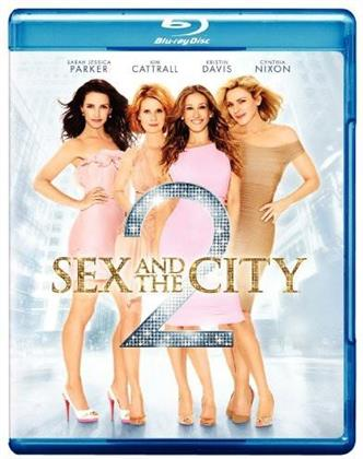 Sex and the City 2 (2010) (Blu-ray + DVD + Digital Copy)