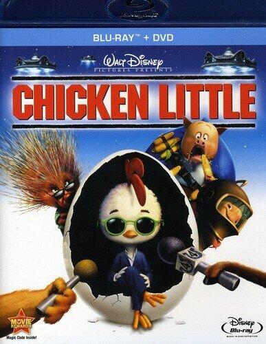 Chicken Little 2005 Blu Ray Dvd Cede Com