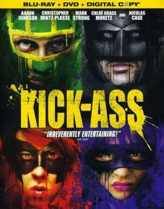 Kick-Ass (2010) (Blu-ray + DVD + Digital Copy)