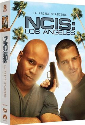 NCIS - Los Angeles - Stagione 1 (6 DVD)